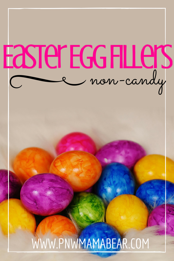 Over 101 Easter Egg Filler Ideas, that are not Candy ...